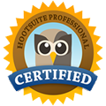 Badge Hootsuite Professional